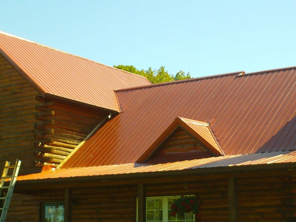 Metal Roof Panels